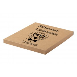 Könyv doboz - kutyás